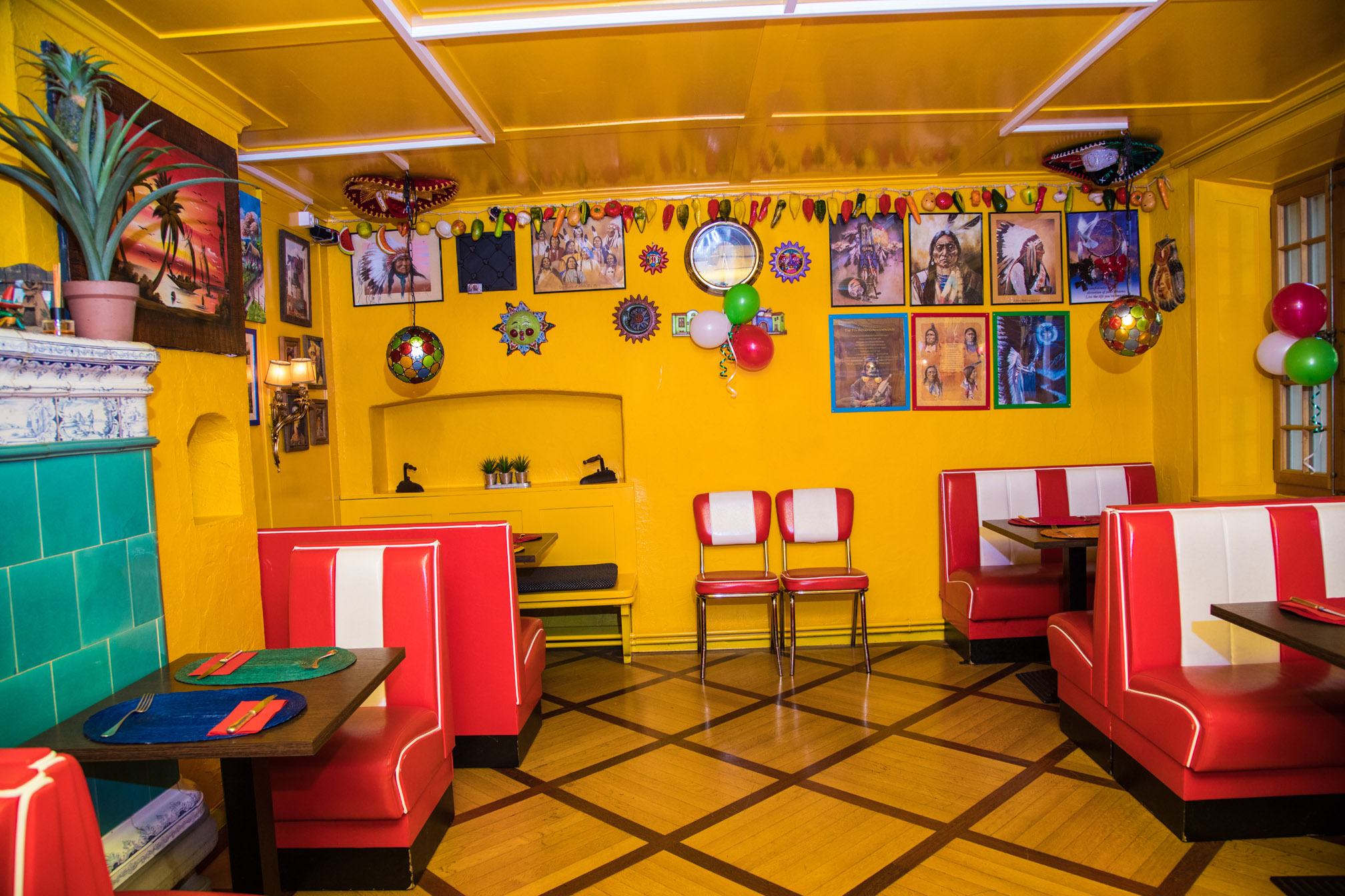 Restaurant Indiana EG
